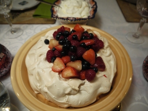 This time 'round I left the whipped cream on the side to accommodate someone with a lactose intolerance.