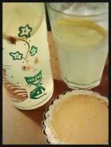 Lemonade with Lemon Tart.
