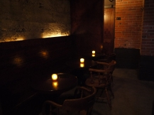 The lower level of Bathtub Gin & Co.